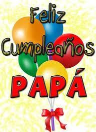 Imagenes de cumpleaños para papá