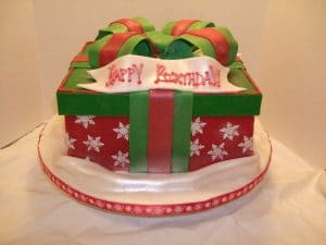 Imagenes de cumpleaños navideñas
