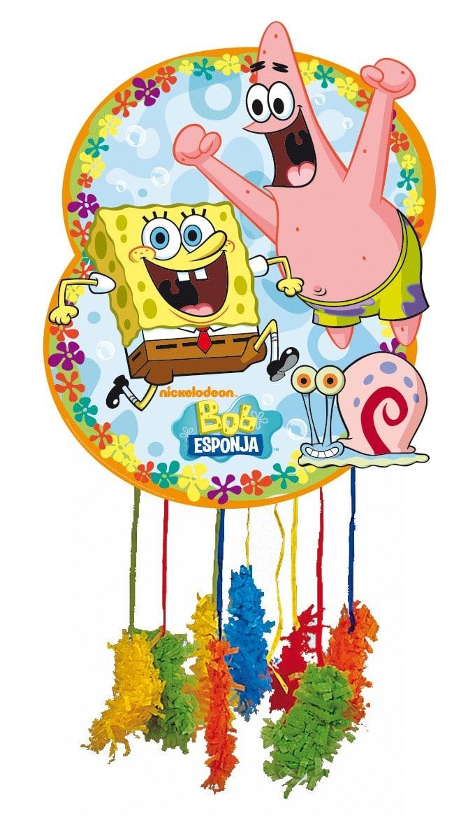 Bob Esponja Imagenes Animadas Feliz Feliz Cumpleaños