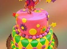 Dora la Exploradora pastel de cumpleaños