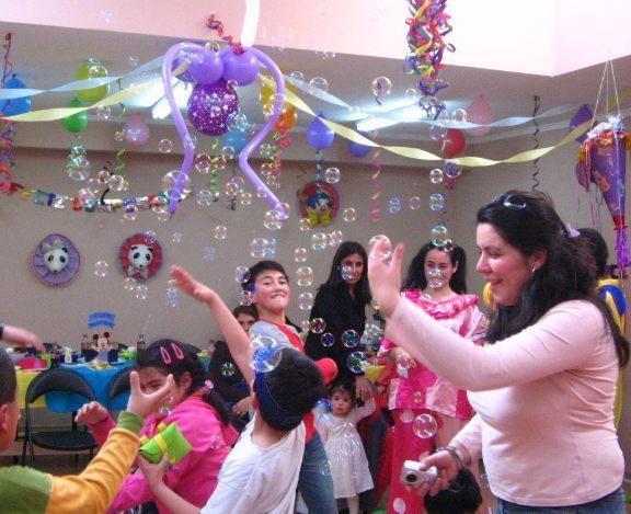Fiestas De Cumpleaos En Casa Fabulous Cuaji Mexico Ni Os Rompen La - Fiestas-cumpleaos-nios