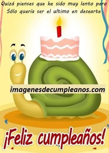 Felicitación de cumpleaños atrasado con imágenes divertidas: 101 tips para hacerlo bien